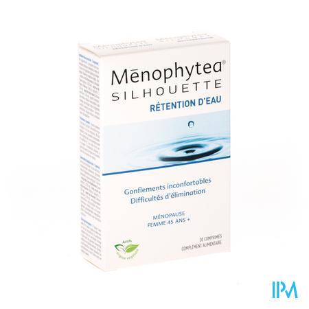 Menophytea Rétention D'eau 30 comprimés