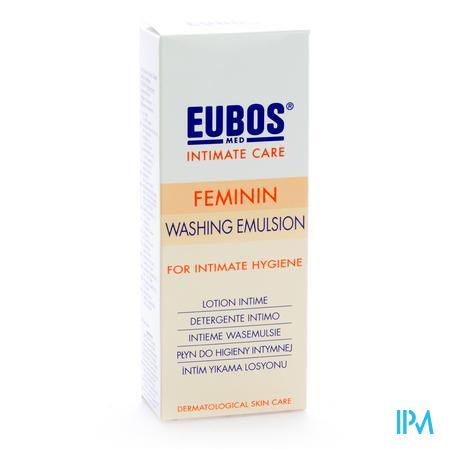 Eubos Feminin Emulsion Lavante 200 ml