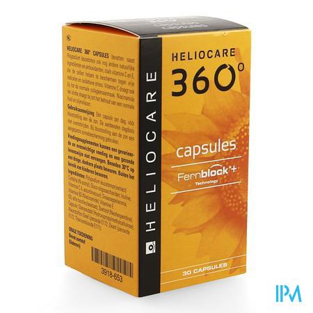 Heliocare 360 Caps 30