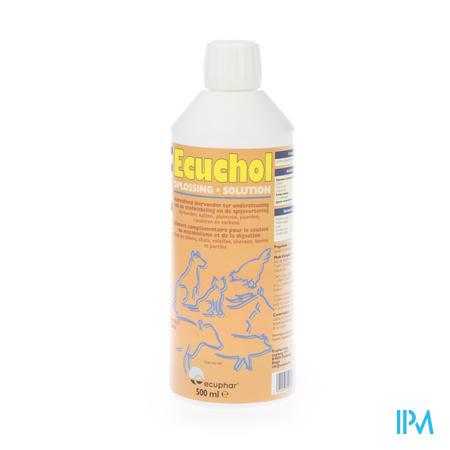 Ecuchol Oplossing Oraal 500ml