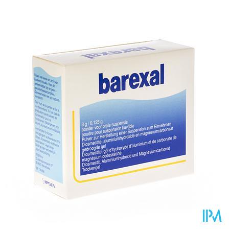 BAREXAL PULV. OR. SACH. 16
