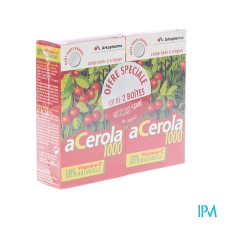 Arkovital Acerola 1000 Tube Comp 2x15