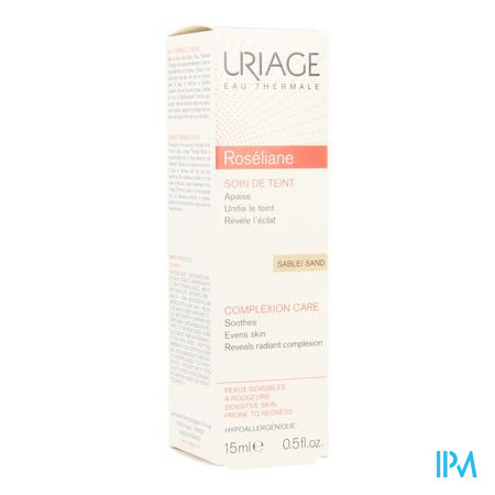 Uriage Roseliane Soin Teint Sable 01 15ml
