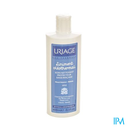 Uriage Liniment Oleothermal Crème 400 ml