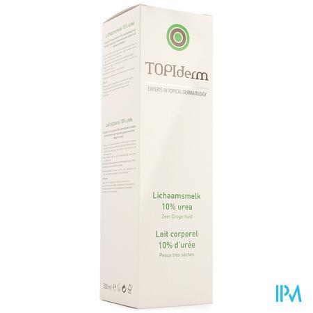 Topiderm Lichaamsmelk 10% Urea 500ml