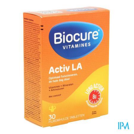 Biocure Activ LA 30 tabletten