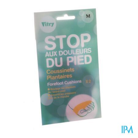 Vitry Podo Coussinet Plantaire M 2 pièces