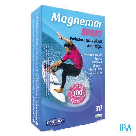 Magnemar Sport Caps 30