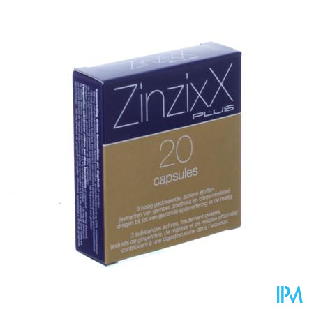 Farmawebshop - ZINZIXX PLUS 30 caps