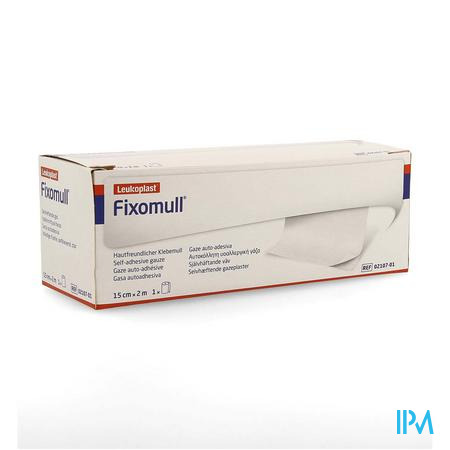 Fixomull Adhesive 15cmx 2m 1 0210701  -  Sca Hygiene Products/Incont Care