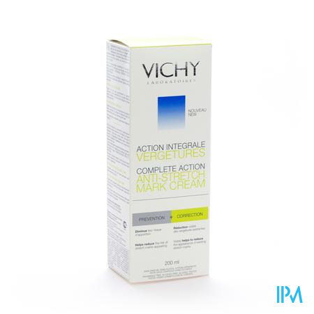 Vichy Integrale Vergetures 200 ml