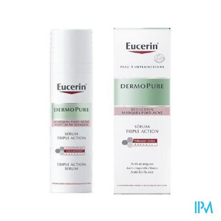 Eucerin Dermopure Triple Action Serum 40ml