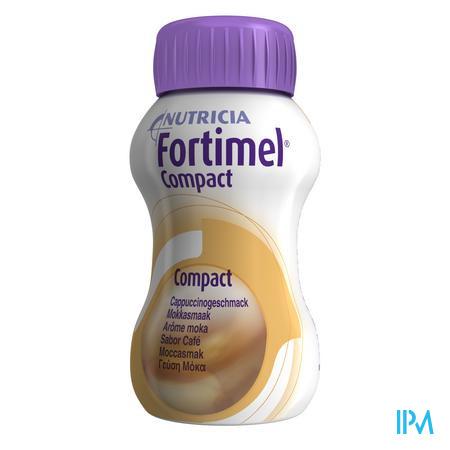 Fortimel Compact Mokka 4 x 125 ml