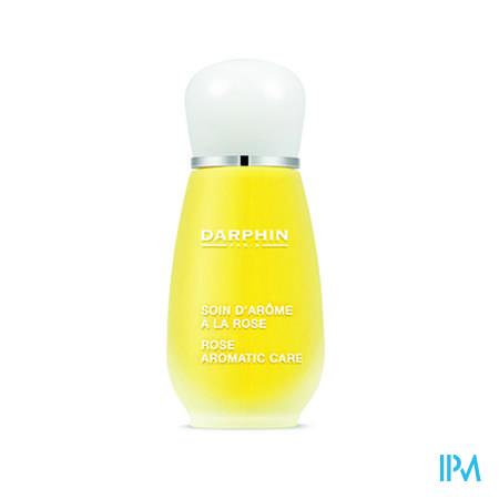 Afbeelding Darphin Elixir Rozen Aromatische Verzorging voor Droge en/of Gedehydrateerde Huid 15 ml.