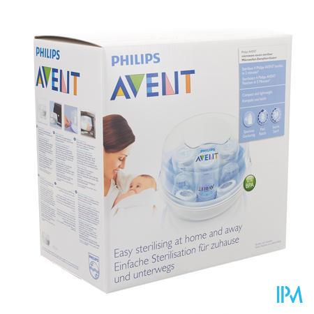 Philips Avent Sterilisator Microgolf Zonder Accessoires Scf281/02