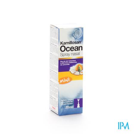 Farmawebshop - KAMILLOSAN OCEAN NEUSSPRAY 20ML