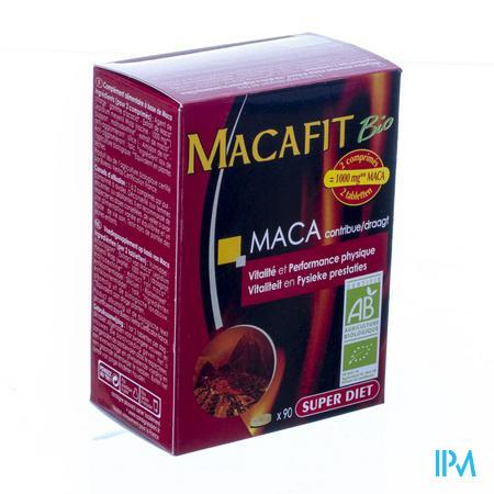 Maca Bio 90 tabletten