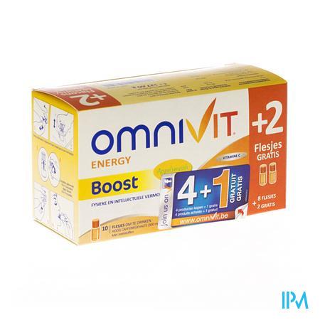 Omnivit Tonic 8 + 2 flesjes