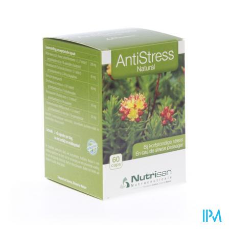Nutrisan Antistress Natural 60 capsules