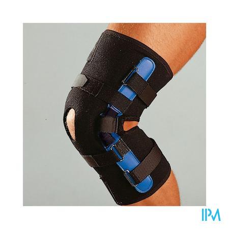 Thuasne Ligaflex Evolution Kniebrace Zwart T4 1 stuk