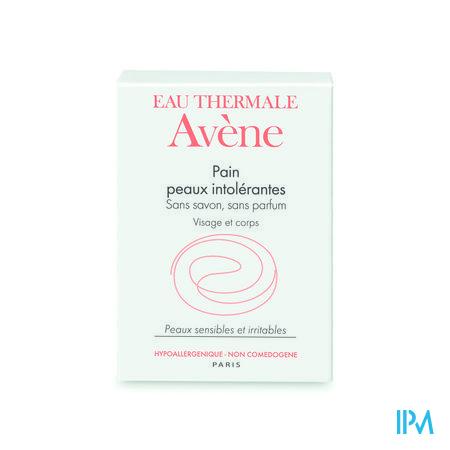 Afbeelding Avène Zeepvrij Toiletblokje voor de Overgevoelige Huid 100 g.