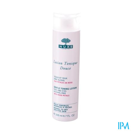 Nuxe Lotion Tonicum Zacht Fl 200ml