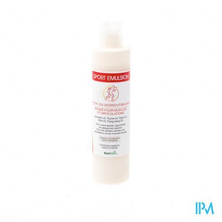Soria sport emulsion 200 ml