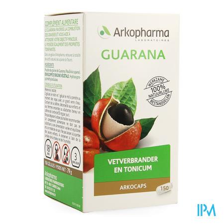 Arkocaps Guarana 150