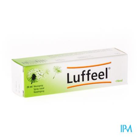 Heel Luffeel Spray Nasal 20 ml flacon