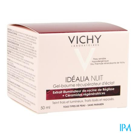 Vichy Idealia Nacht 50ml