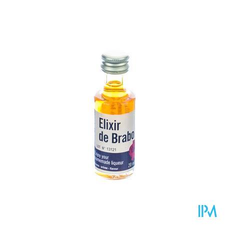 Lick Elixir De Brabo 20 ml