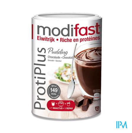 Modifast Proti Plus Pudding Chocolade 540 g