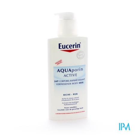 Afbeelding Eucerin Aquaporin Bodymilk Verfrissend 400ml.