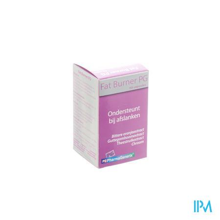 Fat Burner Pg Pharmagenerix Nf Caps 50