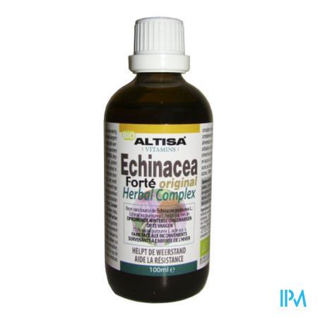Altisa Echinacea Cmplx Bio Tinkt 100ml