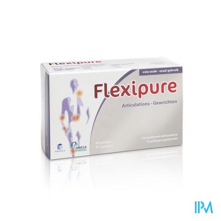Afbeelding Flexipure voor Gewrichten 45 Capsules.