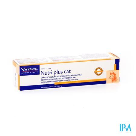 Virbac Nutri Plus Cat Tube 70,9 g