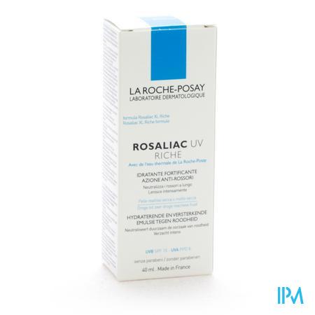 La Roche Posay Rosaliac Uv (ex-xl) Riche 40ml