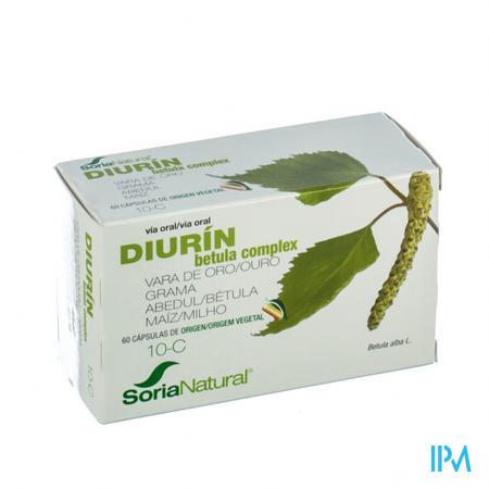 Soria 10 - C Diurin 60 capsules