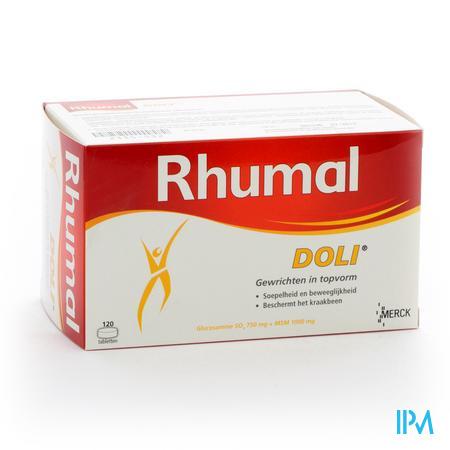 Rhumal-Doli 120 tabletten