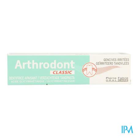 Arthrodont Classic Tandpasta Tube 75ml