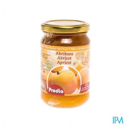 Prodia Broodbeleg Abrikoos + Maltitol 300 g