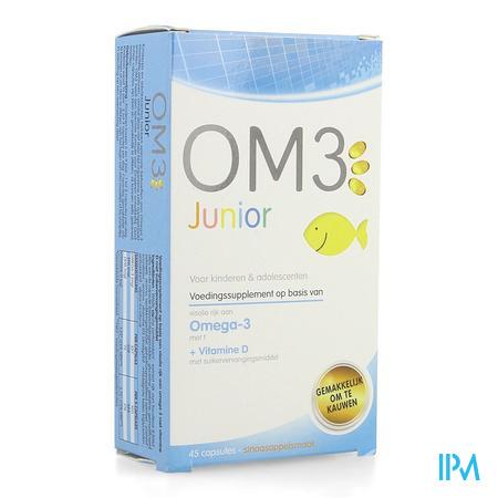 Om3 Junior Caps 45