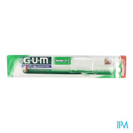 Gum Tandenb Classic Volw Grote Kop 411
