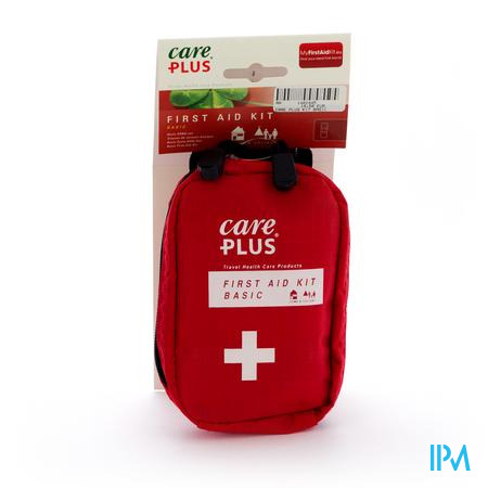 Care Plus Kit First Aid Basic 1 stuk