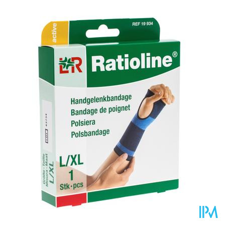 Ratioline Active Pols L/XL 1 stuk