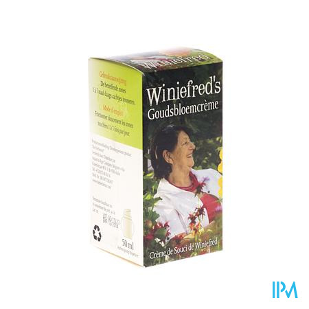 Winiefred Goudsbloem Crème 50 ml crème