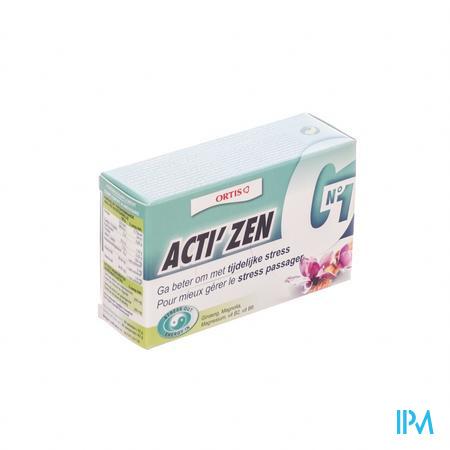 Ortis Acti Zen 36 tabletten