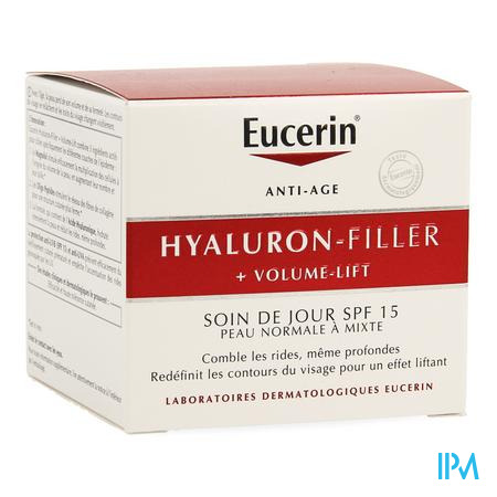 Eucerin Hyaluron Fil.+volume Lift Dagcr Mix H.50ml