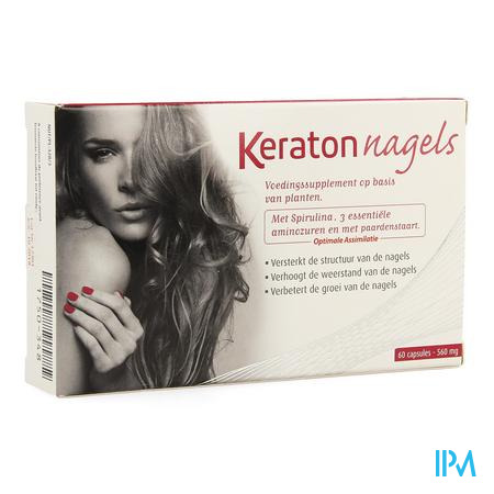 Keraton Special Ongles Capsule 60